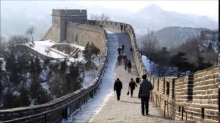 Blog Viaje por África - Asia - China - Beijing, la muralla china en Badaling