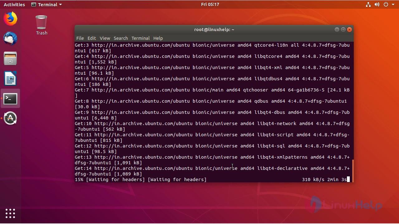 How To Install SMPlayer V18 5 0 on Ubuntu-18 04 | LinuxHelp Tutorials