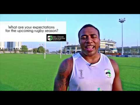 William Umu interview- Harlequins Abu Dhabi