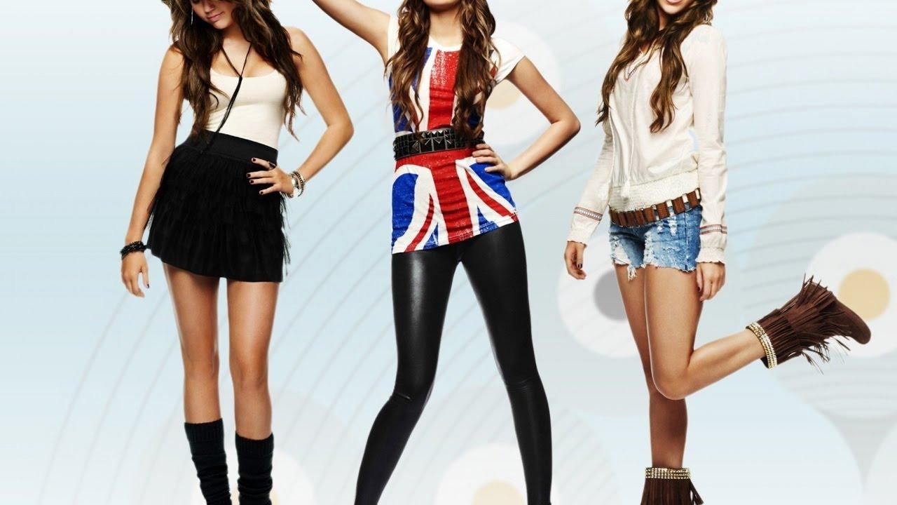Teenage Girls Fashion 2017
