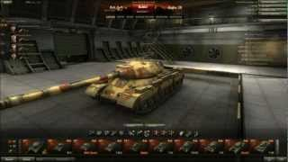 World of Tanks - Patch 8.0 IS-4 Tier 10 Heavy Tank - Fixed!