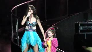 Selena Gomez-Who Says and Magic Live 2011