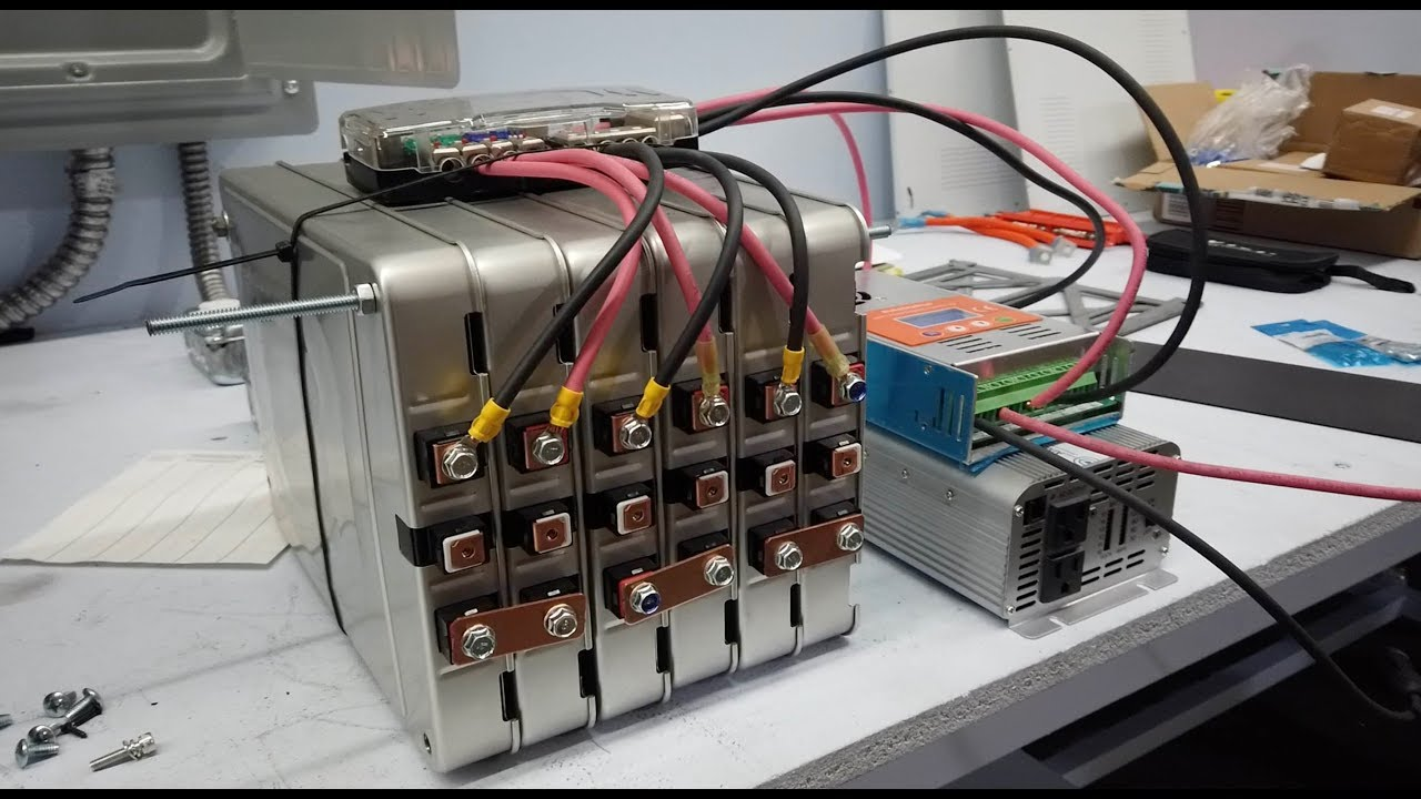 Nissan Leaf Battery >> Nissan Leaf Battery Modules Repurposed In Solar Energy Storage