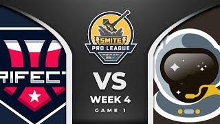SMITE Pro League: Spacestation Gaming vs Trifecta (Game 1)