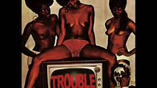 trouble men - wild pitch