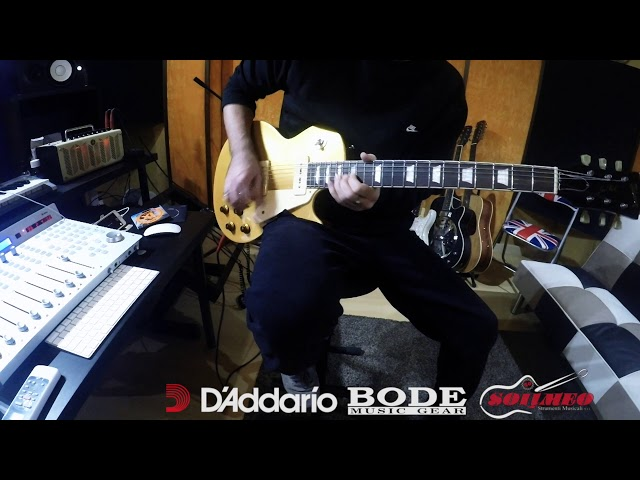 Stop - Joe Bonamassa guitar solo by Giuseppe Lazzarini