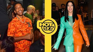 Cardi B Gets A Role In New 'Fast & Furious' Movie & Rosenberg Spazzes OUT!