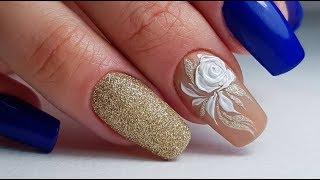 видео Модный дизайн ногтей весна-лето 2018