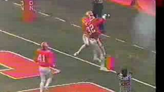 Clemson 12 touchdowns vs. wake forest: 1981