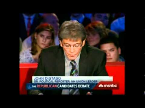 FULL GOP New Hampshire Debate January 8 2012