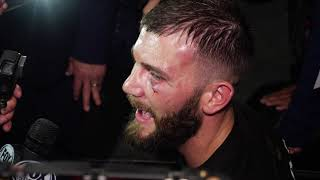 Caleb Plant: I'm the NEW Super Middleweight KING & I'm going to Disneyland!