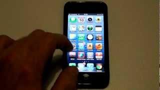 iPhone 5 - App empfehlen via Mail, SMS, Twitter oder Facebook. App weiterempfehlen