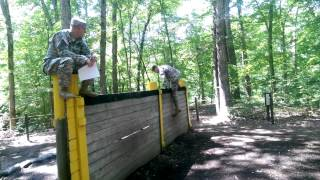 fort eustis confidence course