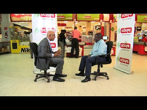 An Interview with Dr. Julius Kipng'etich CEO Uchumi