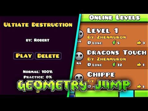 El INICIO de GEOMETRY JUMP (Geometry Dash BETA) - Curiosidades e Historia | GuitarHeroStyles