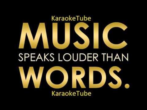 Thomson, Cyndi  -   What I Really Meant To Say  ...   KaraokeTubeBox