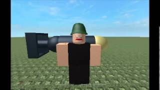 The Noob And The Nuke | A ROBLOX Short