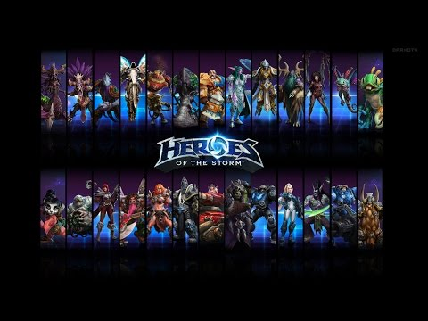видео: heroes of the storm: Обзор-гайд (100 выпуск) - Герои Шторма (challenge)