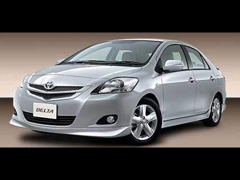 2016 Toyota Belta Youtube