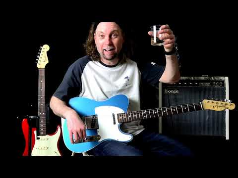 Fender American Original 60s Strat & Tele (long Review, Playing And Whisky Drinking)
