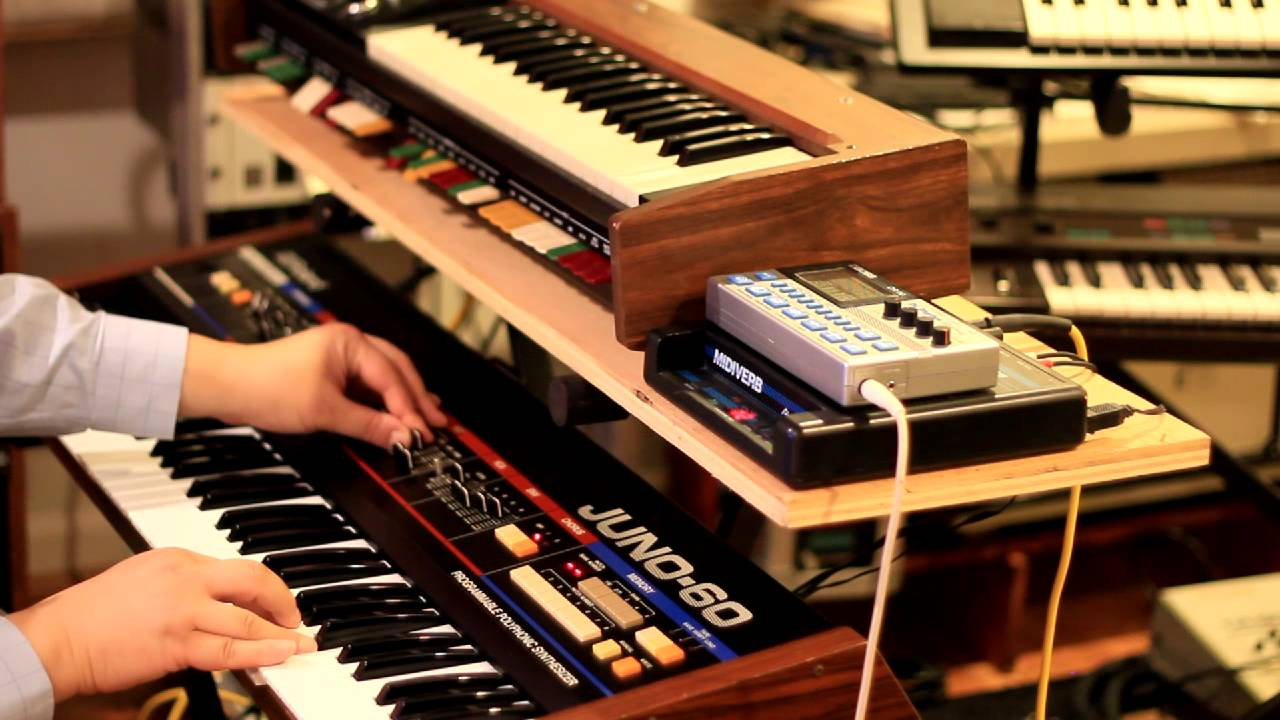 early 39 80s synth pop with sh 1000 juno 60 dr 110 midiverb youtube. Black Bedroom Furniture Sets. Home Design Ideas