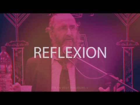 REFLEXION 9 - RAV BENCHETRIT