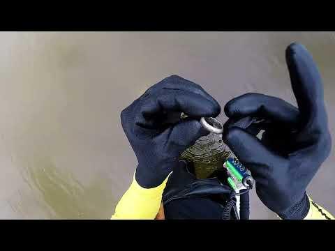 A Procura de objetos e TESOUROS perdidos no rio 02 ( saiu muita coisa desta vez )