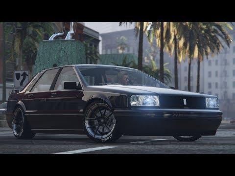 GTA 5 - Albany Primo Lowrider Customization / Tuning [HUN][#41]