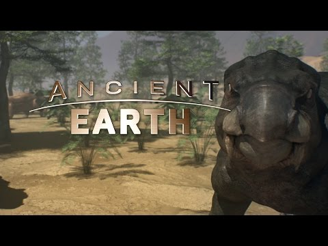 """Ancient Earth """"The Permian Period"""""""