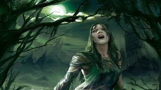 Halloween Music Instrumental - Swamp Witch
