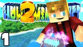 """Minecraft: How 2 Minecraft! (Season Two) """"LEGENDARY SWORD?"""" Episode 1 (Minecraft 1.8 SMP)"""