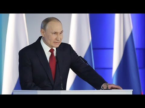 Russia's Vladimir Putin Reshuffles His Cabinet
