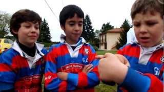 Mini-poussins - Ouillou-Tube, la chaîne des bobos