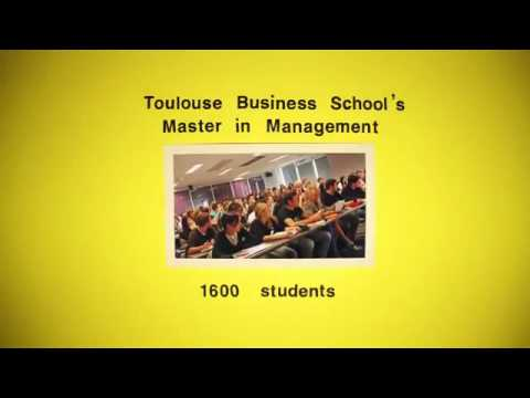 Toulouse Business School - join leaders of change !