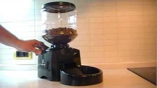 видео Автоматическая кормушка для кошек и собак