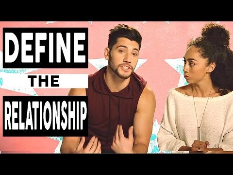 When to dtr define the relationship