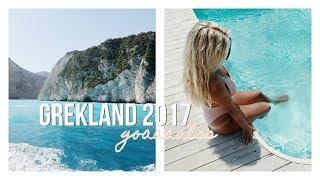 GREKLAND 2017 | Goalsvecka!!
