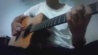 I don't believe you - Noo Phước Thịnh | Guitar cover | :v :v :v