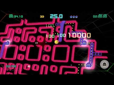 PAC-MAN™ CHAMPIONSHIP EDITION 2 \ PS4 Pro Stream - Adventure from YouTube · Duration:  8 minutes 44 seconds