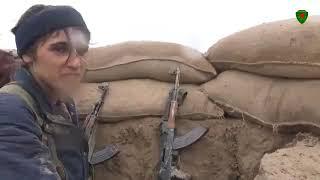 Бои курдов против террористов ИГ в провинции Дейр эз Зор