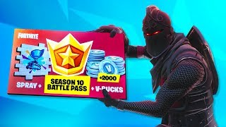 REDEEM 2000 GRATUIT V-BUCKS - GRATUIT SEASON 10 BATTLE PASS à Fortnite!