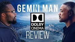 Dolby Cinema 3D HFR 120FPS Review (Gemini Man @ AMC Theatres)