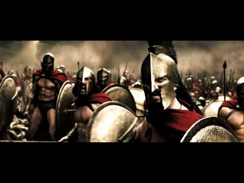 Homage to Leonidas {manowar + 300} {HD 1080}