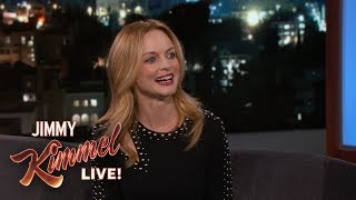 Heather Graham Reveals She Has Been Harassed a Lot