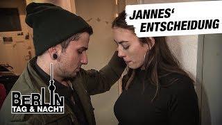 Berlin - Tag & Nacht - Jannes' Entscheidung steht fest! #1580 - RTL II