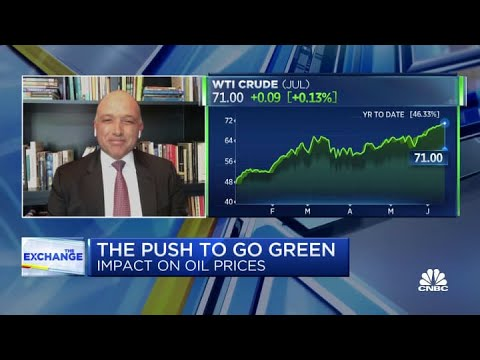 Download Why there may be an oil shortage amid green energy push