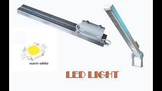 Светодиодный светильник своими руками - Обзор