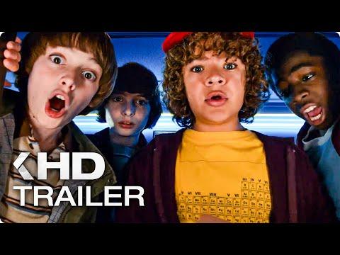 STRANGER THINGS Season 2 Trailer (2017) Netflix
