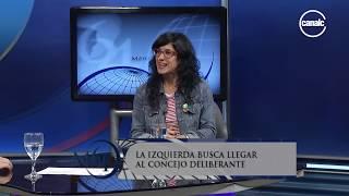Laura Vilches | La izquierda busca llegar al Concejo Deliberante