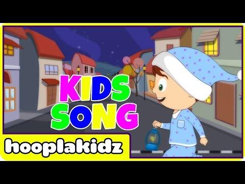 Wee Willie Winkie, Nursery Rhymes & Top Kids Songs by HooplaKidz
